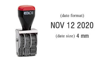 04000 Date Stamp