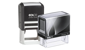 COLOP Printer Self-Inking Stamps