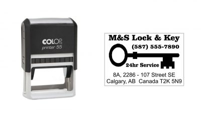 Colop Printer 55 Self-Inking Stamp