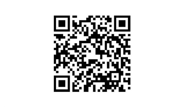 QR Code SMS Text Message Stamp