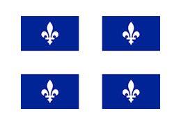 Quebec Commissioner for Oaths Rubber Stamps