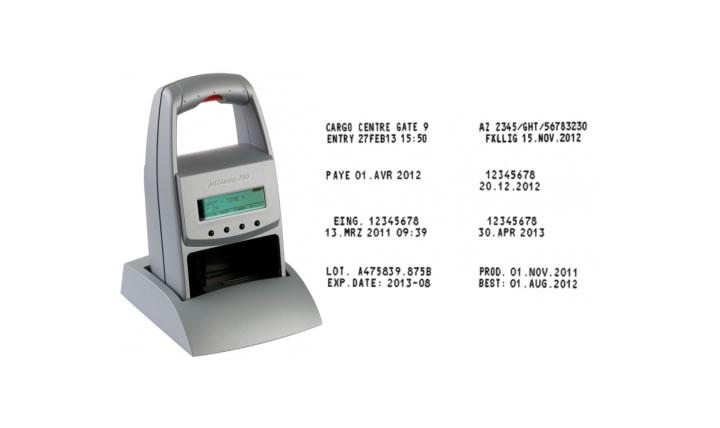 reiner numbering machine