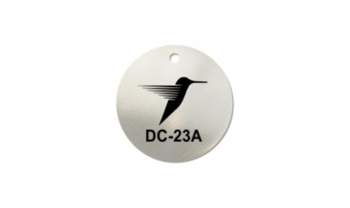 1 1/2 inch Stainless Steel Tags