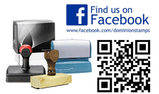 Social Media / QR Code Stamps