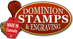 Dominion Rubber Stamps & Engraving